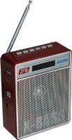 Grabit GB_MP USB/SD CARD FM SL_414 FM Radio(Multicolor)