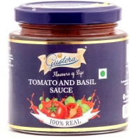 Gustora Tomato And Basil Sauce (Pack Of 2) 200gm Sauces(200 g)
