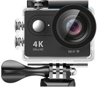 nick jones 4k wifi 4k wifi Ultra HD Action Camera 4K Video Recording 1920x1080p 60fps Go Pro Style Action camera With Wifi 16 Megapixels Sports and Action Camera Sports and Action Camera(Black, 30 MP)