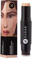 Sugar Cosmetics Ace Of Face Foundation Stick - 03 Chococcino (Medium) Foundation(03 Chococcino (Medium))