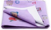 Miss & Chief Bed Protector Sheet- Waterproof & Reusable(Multicolor, Medium)