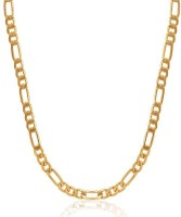 Charms Sachin Inspired Stunning Live Gold-plated Plated Alloy Chain