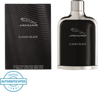 Jaguar Classic Black EDT  -  100 ml(For Men)