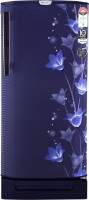 View Godrej 190 L Direct Cool Single Door 5 Star Refrigerator(Magic Blue, R D Edgepro 190 PDS INV 5.2 MBL)  Price Online