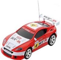 Pacific Toys Mini Coke Can Speed RC Radio Remote Controlled Micro Racing Car, Multi Color(Multicolor)