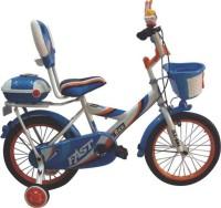 HLX-NMC KIDS BICYCLE 14 BOWTIE WHITE/BLUE 14 T Recreation Cycle(Single Speed, White, Blue)