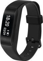 Lenovo HW01 Smart Band with Heart Rate Monitor(Black Strap, Size : Regular)