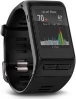 GARMIN Vivoactive HR Smartwatch(Black Strap, Regular)