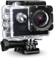 techobucks GO PRO 5 sports no one Camera 1080 P Go Pro Style Sports and Action Camera (Black 12 MP) 12 Sports & Action Camera (Black) Sports and Action Camera(Black, 12 MP)