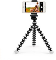 BJORK Universal MOBILE/CAMERA HOLDER STAND WITH 360 ANGLE ROTATION Tripod fully flexible foldable selfie stick design shooting/action camera /dslr camera mobile holder Octopus Stand/mobile Holder Gorillapod Tripod 10