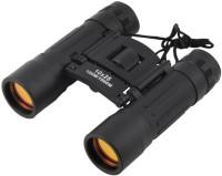 Flipco New Powerful Portable Compact Mini Pocket 10x25 with Powerful Lens 101 to 1000m Vision Binoculars Binoculars(1000, Black)