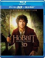 The Hobbit: An Unexpected Journey - Extended Edition (Blu-ray 3D & Blu-ray) (5-Disc Box Set)(3D Blu-ray English)