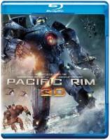 Pacific Rim (Blu-ray 3D & Blu-ray) (2-Disc)(3D Blu-ray English)