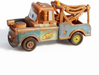 Tako bell Lightning McQueen Mater car with Radio control Toys Baby Boys Girls Kids Toys for Birthday(Multicolor)