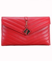 ADAMIS Party Red  Clutch