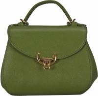 ADAMIS Women Green Hand-held Bag