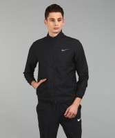 Nike Full Sleeve Self Design Men Jacket