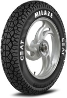 CEAT Milaze TL 90/100-10 Front & Rear Tyre(Dual Sport, Tube Less)