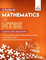 A guide to Mathematics for NTSE (Useful for JSTSE, NSEJS & KVPY)(English, Undefined, Jain Rajat)