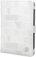 VanGoddy Book Cover for 7 inch Tablets and Kindle Paperwhite(White)