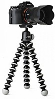BJORK Best buy new arrival fully flexible Universal MOBILE/CAMERA HOLDER STAND WITH 360 ANGLE ROTATION gorilla tripod with octopus design universal supported for action/shooting/video/ dslr camera/mobile camera holder stand with 10
