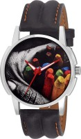Gravity BLK656 Glorious Analog Watch For Unisex