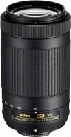 Nikon AF-P DX NIKKOR 70 - 300 mm f/4.5 - 6.3G ED VR Lens (Black)  Lens(Black, 55-250)