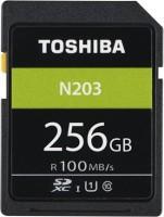 Toshiba N203 256 GB SDHC Class 10 100 MB/s  Memory Card