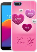 Flipkart SmartBuy Back Cover for Honor 7S(Multicolor, Shock Proof, Silicon)