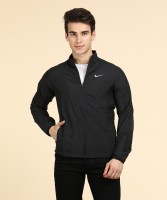 Nike Full Sleeve Solid Men Jacket