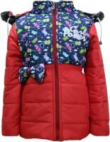 Come In Kids Full Sleeve Printed Girls Jacket