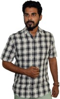Weaver Men Checkered Casual Multicolor Shirt