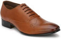 Afrojack Lace Up For Men(Tan)