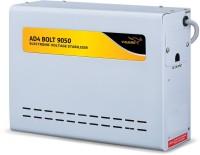 V-Guard AD4 Bolt 9050 for 1.5 Ton A.C (90-300 V) Voltage Stabilizer(Grey)