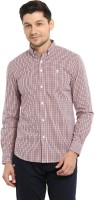 Red Tape Men's Checkered Casual Multicolor Shirt