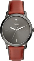 Fossil FS5479 The Minimalist 3H Analog Watch  - For Men