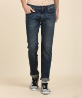 Lee Slim Men Dark Blue Jeans