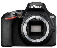 NIKON D3500 DSLR Camera Body Only(Black)