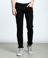 Lee Slim Men Black Jeans