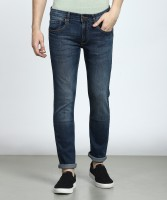 Pepe Jeans Skinny Mens Blue Jeans