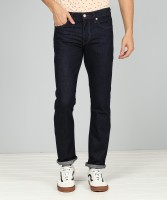 Levi's Slim Men Dark Blue Jeans
