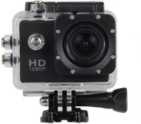 MAKIBES Action Camera 1080p Sports Camera & Micro SD Card Slot Sports and Action Camera Sports and Action Camera(Black, 12 MP)