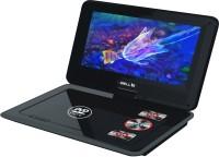 iBELL 7 inch DVD Player with Inbuilt USB, SD/MMC, Dolby Digital Decoder, Multiple OSD 7 DVD Player(Black)