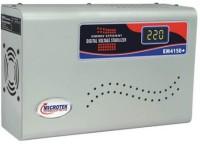 Microtek EM4150+ 150-280V Digital Voltage Stabilizer (Metallic Grey) Voltage Stabilizer(Grey)