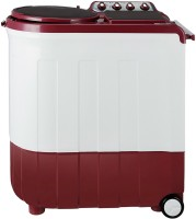 Whirlpool 8 Kg Semi Automatic Top Load Washing Machine Red, White(Ace 8.0 Turbo Dry)