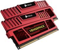 CORSAIR Vengeance DDR3 8 GB (Dual Channel) PC (Red 8GB (2x4GB) DDR3 2133 MHz (PC3 17000) Desktop Memory 1.5V)