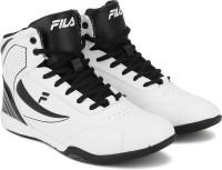 Fila Ramen Basketball Shoe For Men(White)
