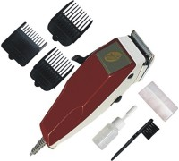 GLOWISH GL_MP_FYC RF-666 HAIR CLIPPER  Runtime: 240 Trimmer for Men(Red)