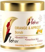 F'loher ORANGE & APRICOT Scrub(80 g)