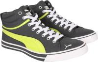 Puma Aero Mid V1 Sneakers For Men(Grey)
